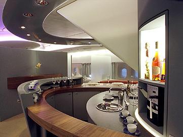 Interieur de l\'A380